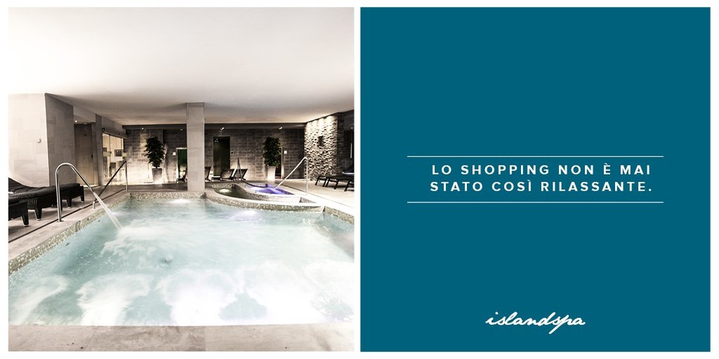 Mantova Outlet Village - Island SPA