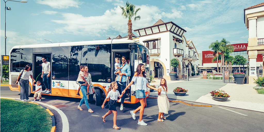 Puglia Outlet Village - Shuttle Puglia Outlet Village