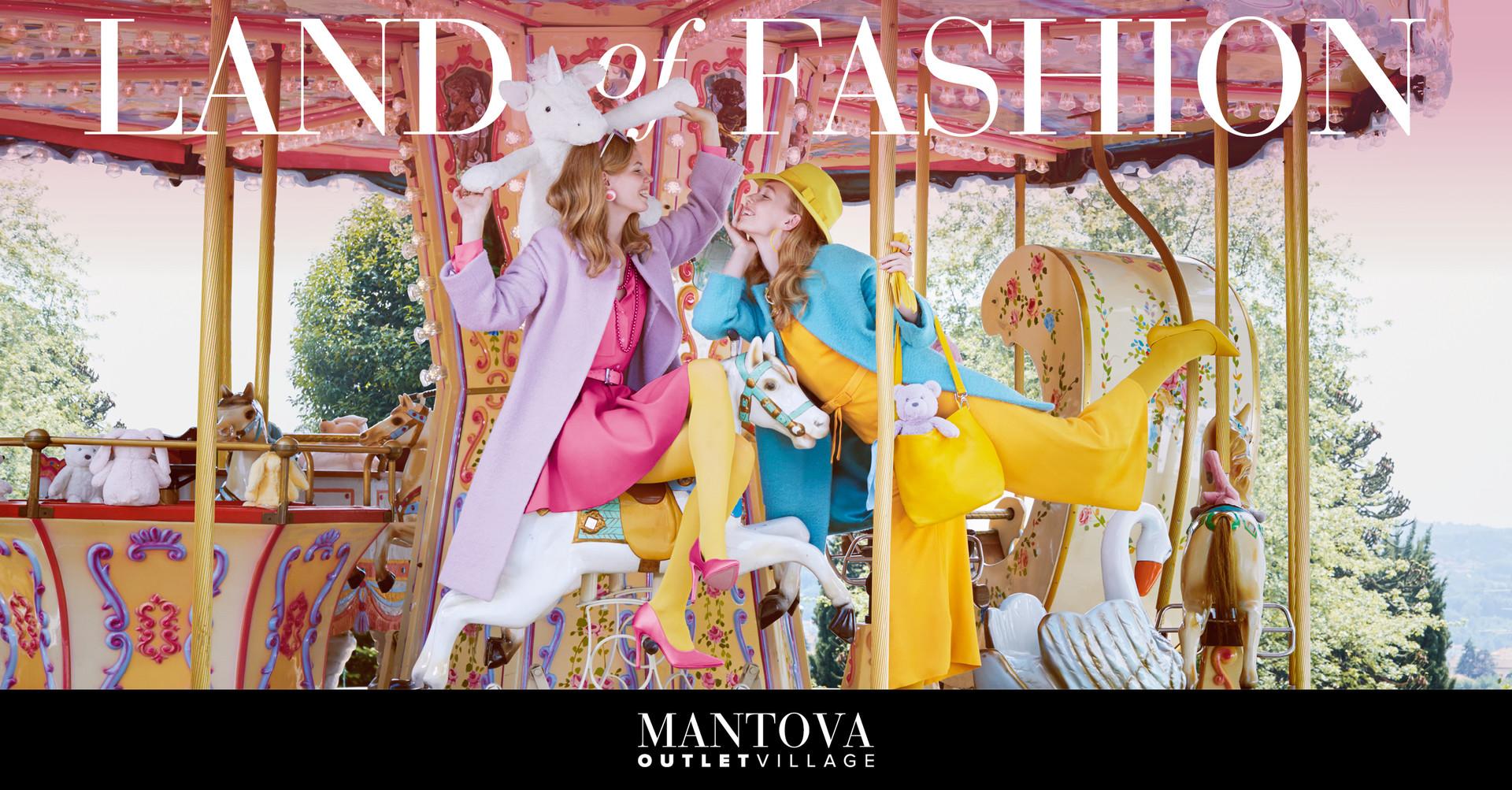 Fashion district Mantova outlet village