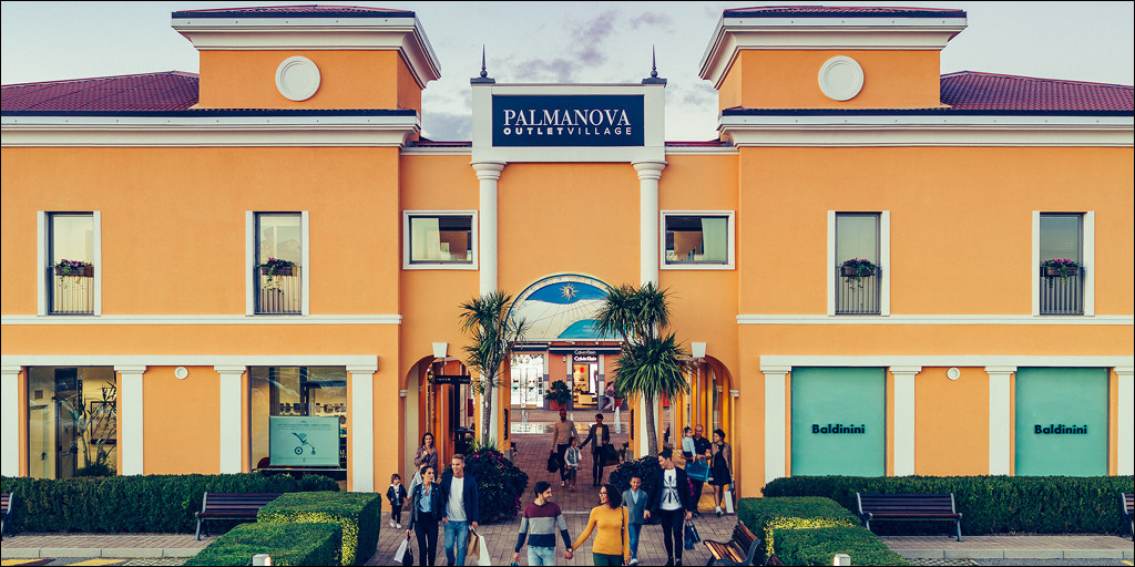 Palmanova Outlet Village - Palmanova Outlet Village