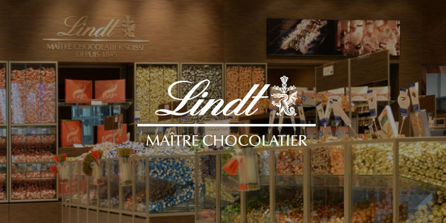 Palmanova Outlet Village - Lindt