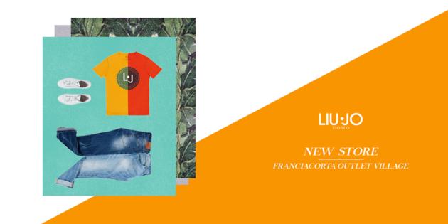 best service c6c2d 82318 Franciacorta Outlet Village - Liu Jo Uomo