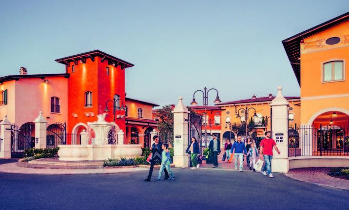 Nike Outlet Mantova